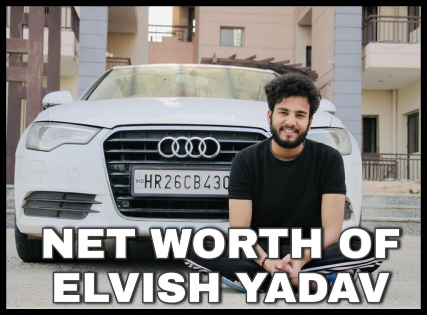 net worth of elvish yadav