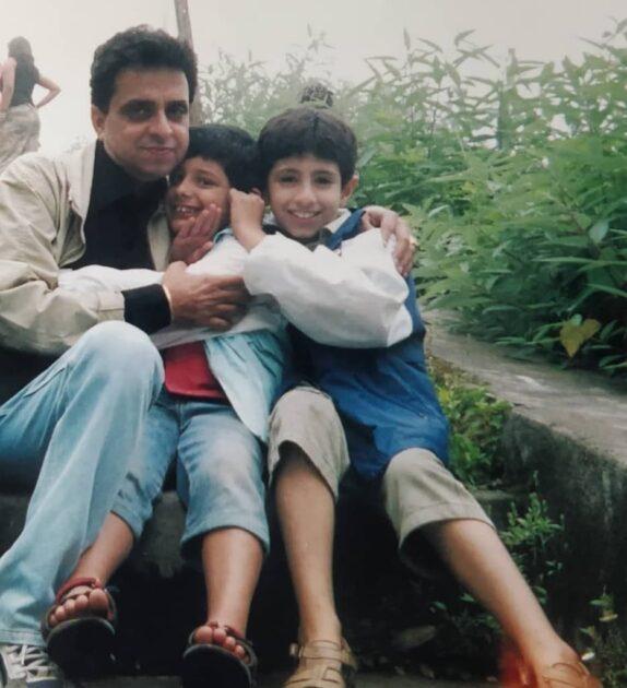 carry minati father