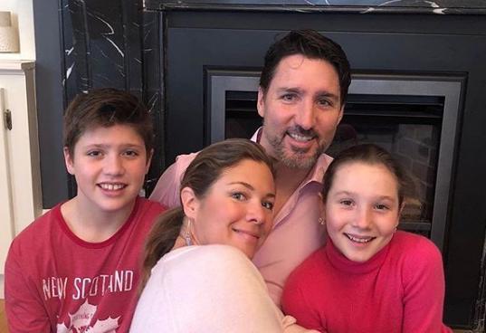 net worth of Justin Trudeau