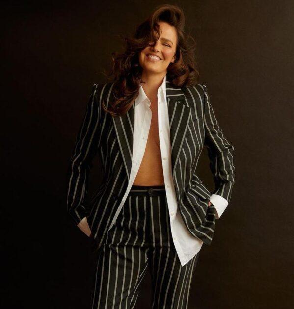 Candice Huffine model