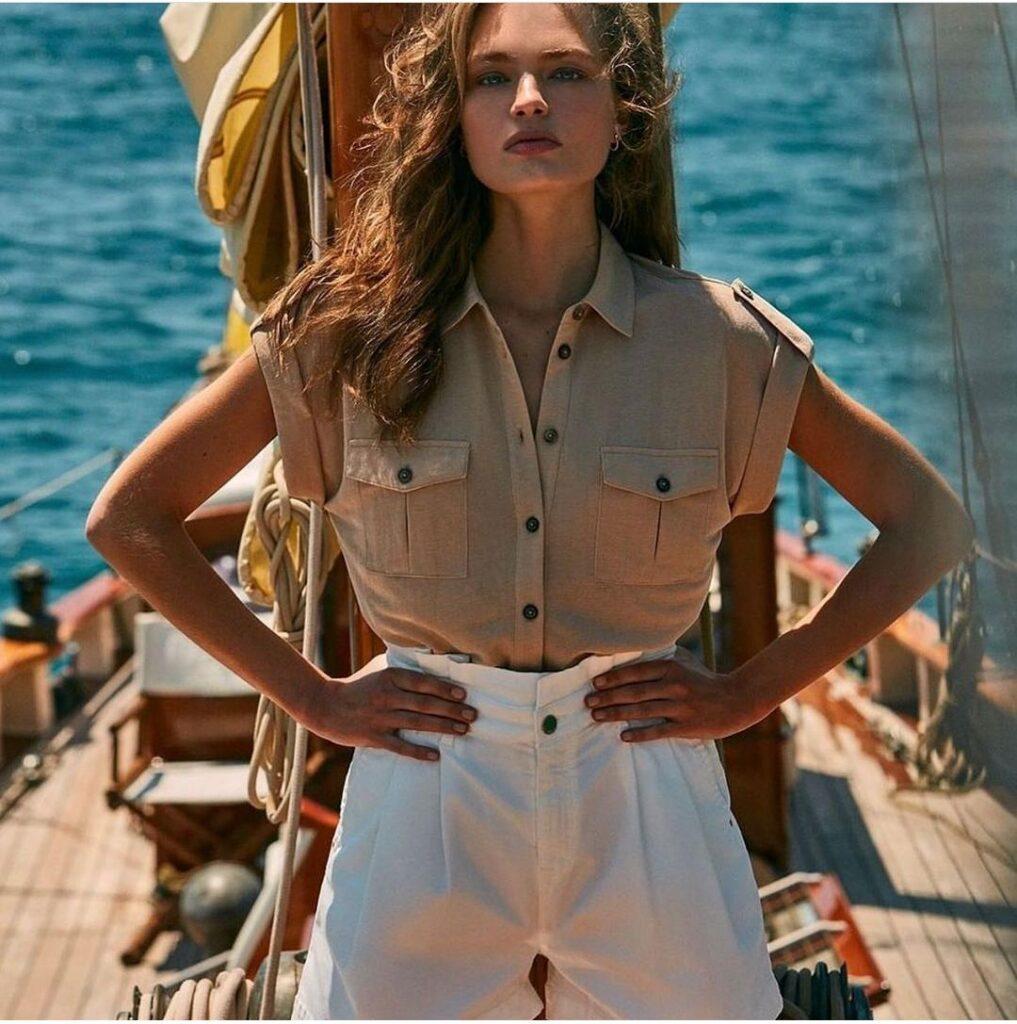 Anna Mila model